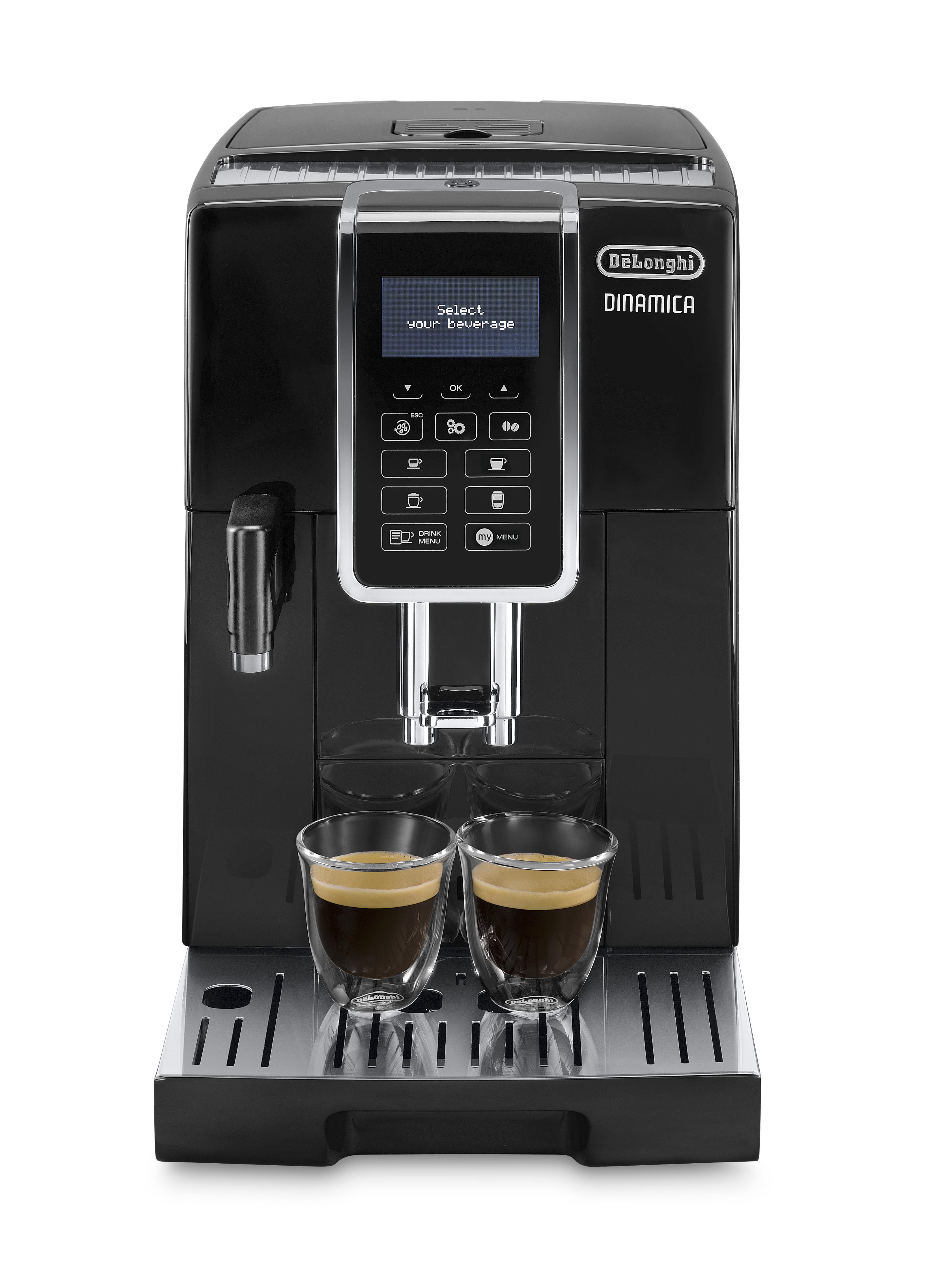 Кофеварка / кофемашина DeLonghi Dinamica ECAM 350.55.B