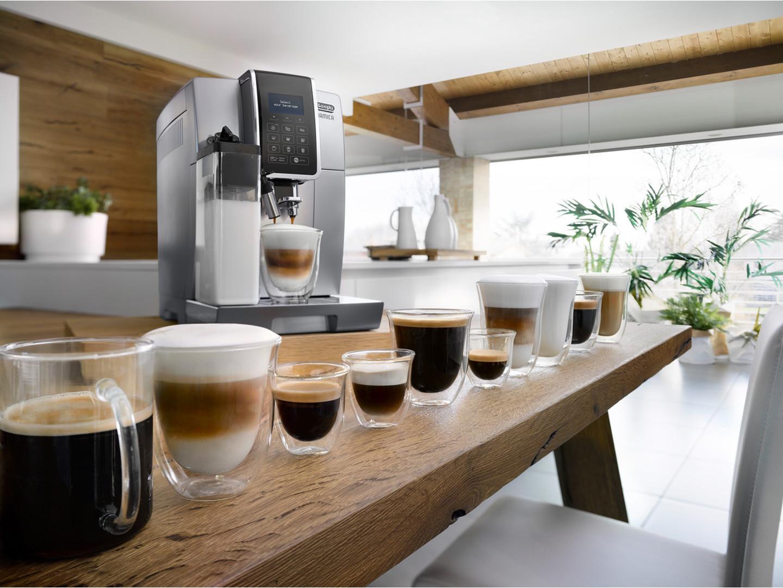 Кофеварка / кофемашина DeLonghi Dinamica ECAM 350.75.S