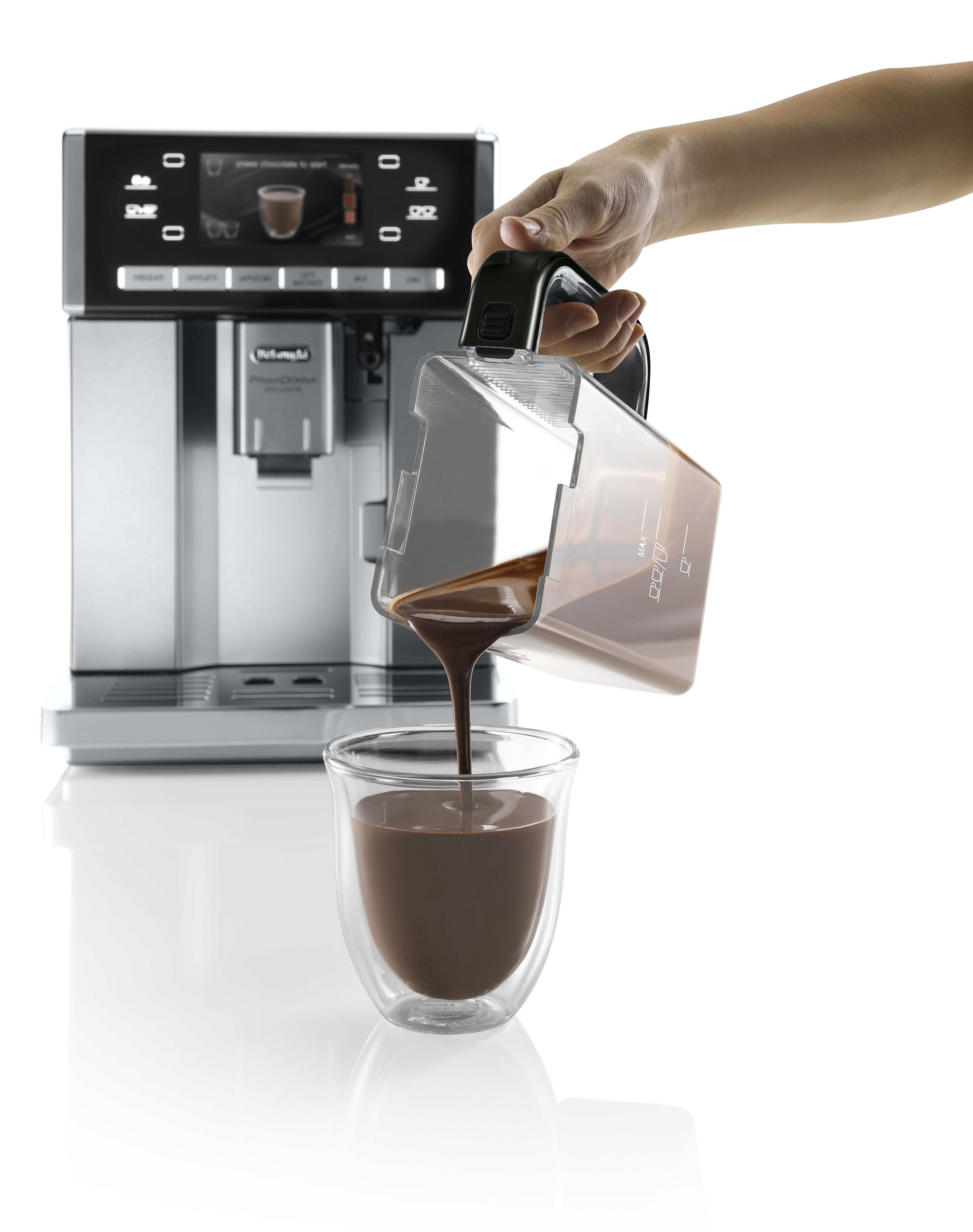Кофеварка / кофемашина DeLonghi PrimaDonna Exclusive ESAM 6904.M