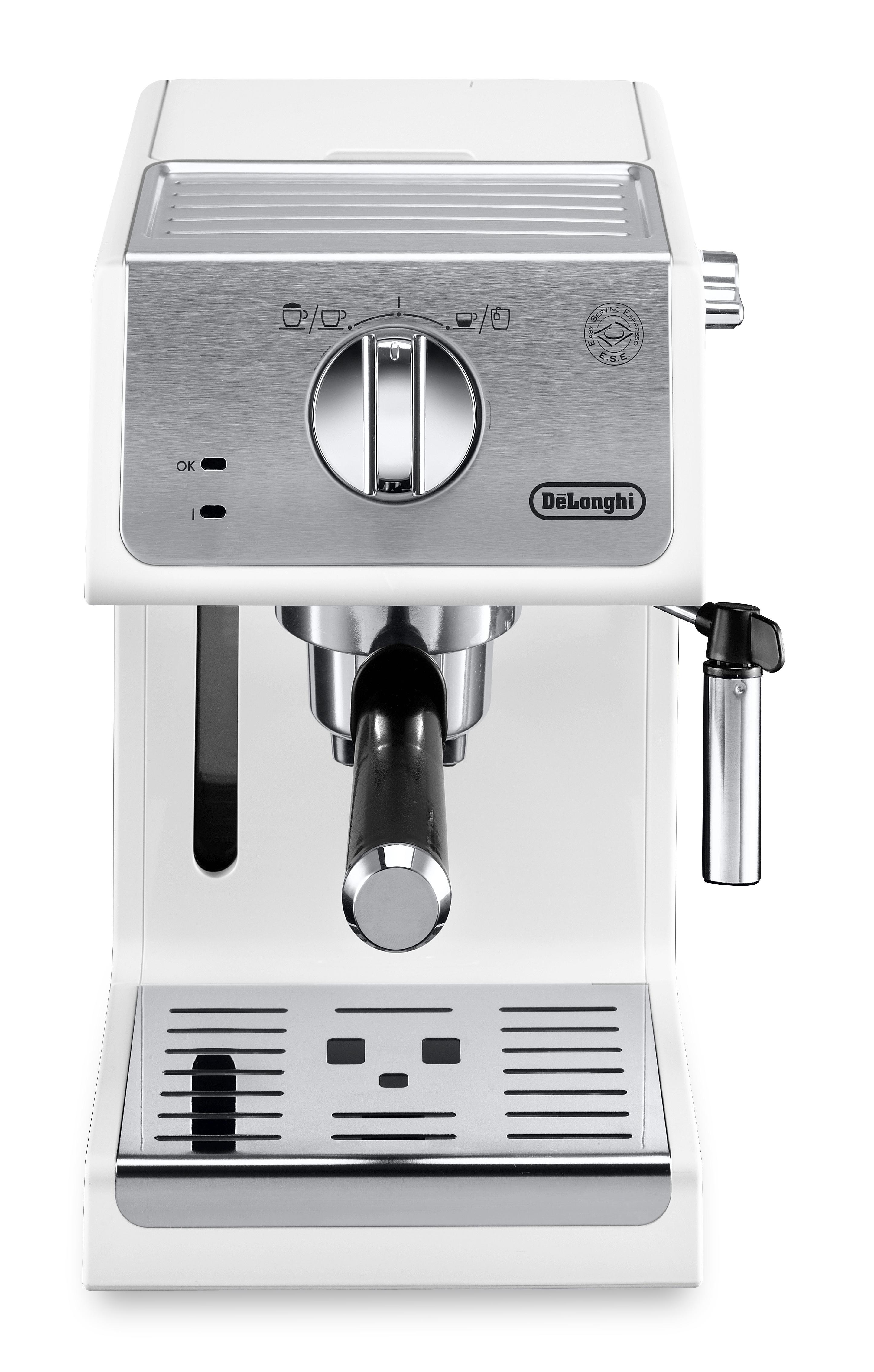 Кофеварка / кофемашина DeLonghi Active Line ECP 33.21.W