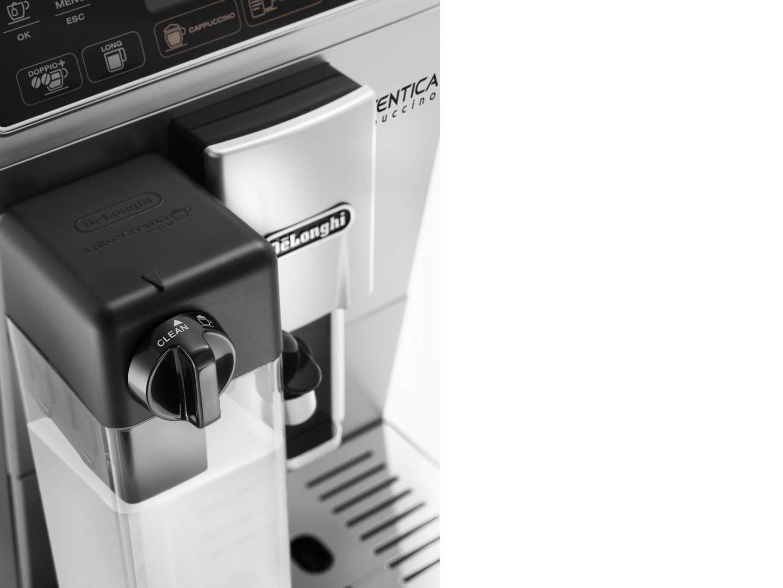 Кофеварка / кофемашина DeLonghi Autentica Cappuccino ETAM 29.660.SB