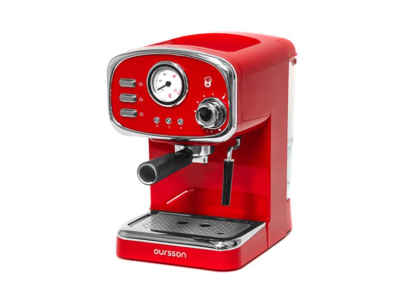 Кофеварка / кофемашина Oursson EM1505/RD