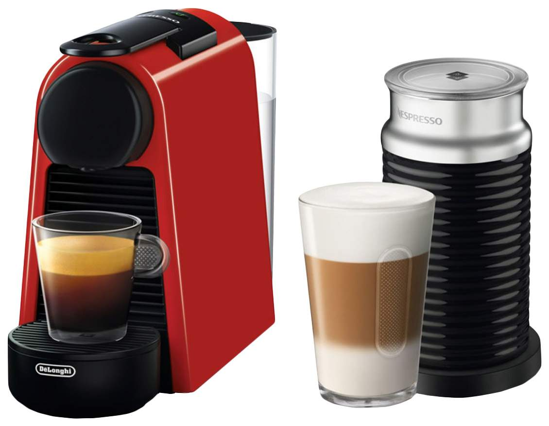 Кофеварка / кофемашина DeLonghi Essenza Mini EN85.RAE