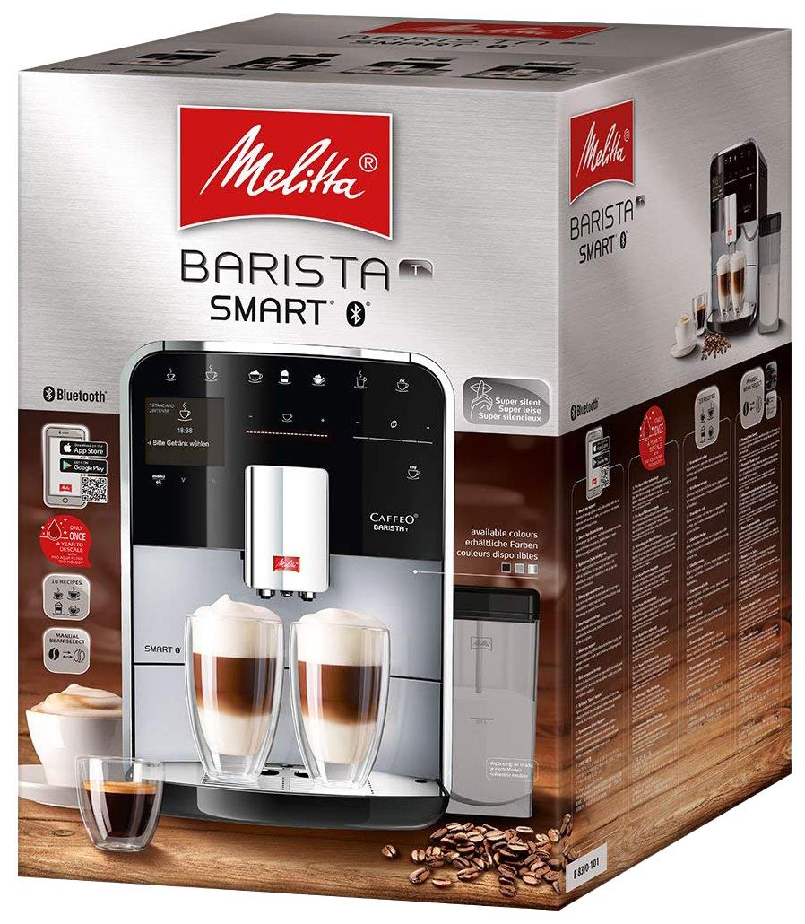 Кофеварка / кофемашина Melitta Barista T Smart F83/0-101