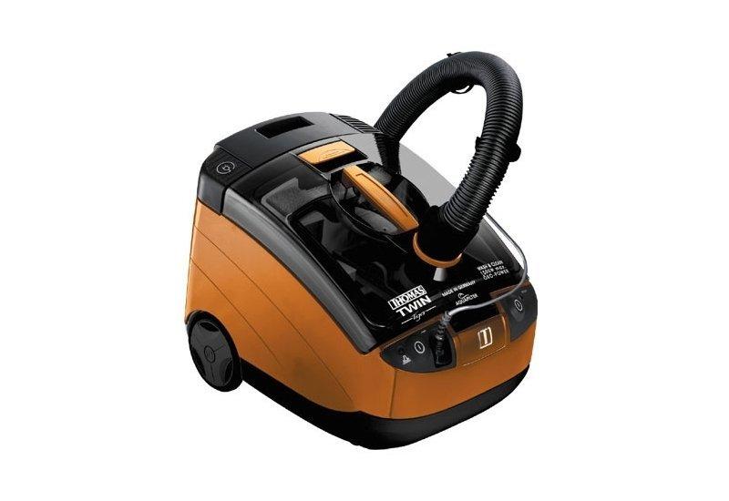 Бытовой пылесос Thomas Twin Tiger  Black/Yellow 788556, оранжевый