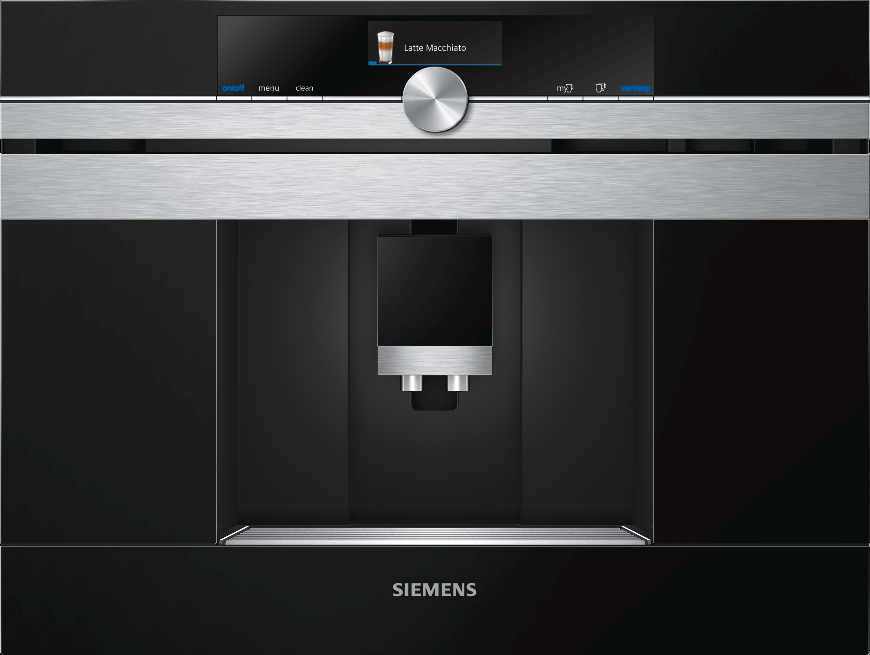 Кофеварка / кофемашина Siemens CT636LES1