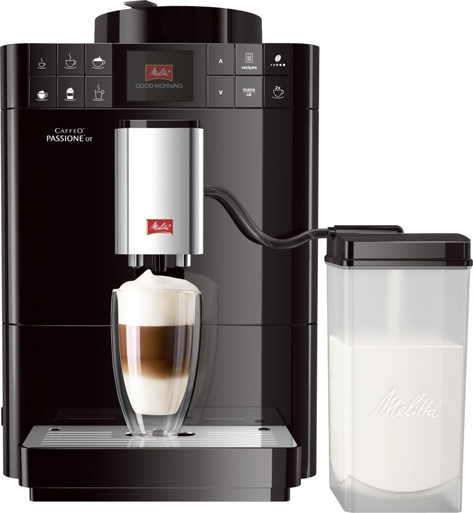 Кофеварка / кофемашина Melitta Caffeo Passione OT F53/1-102