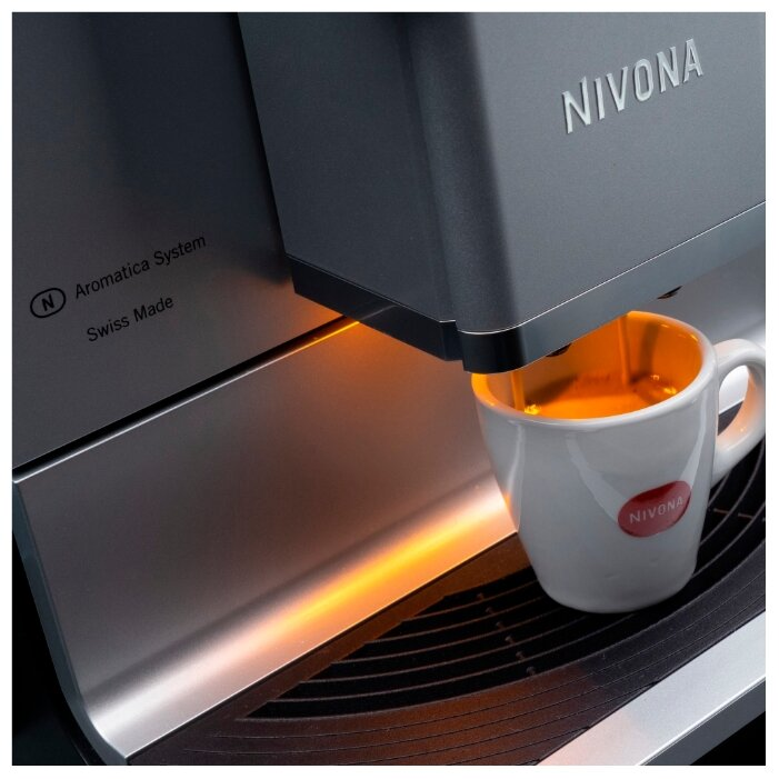 Кофеварка / кофемашина Nivona CafeRomatica 970