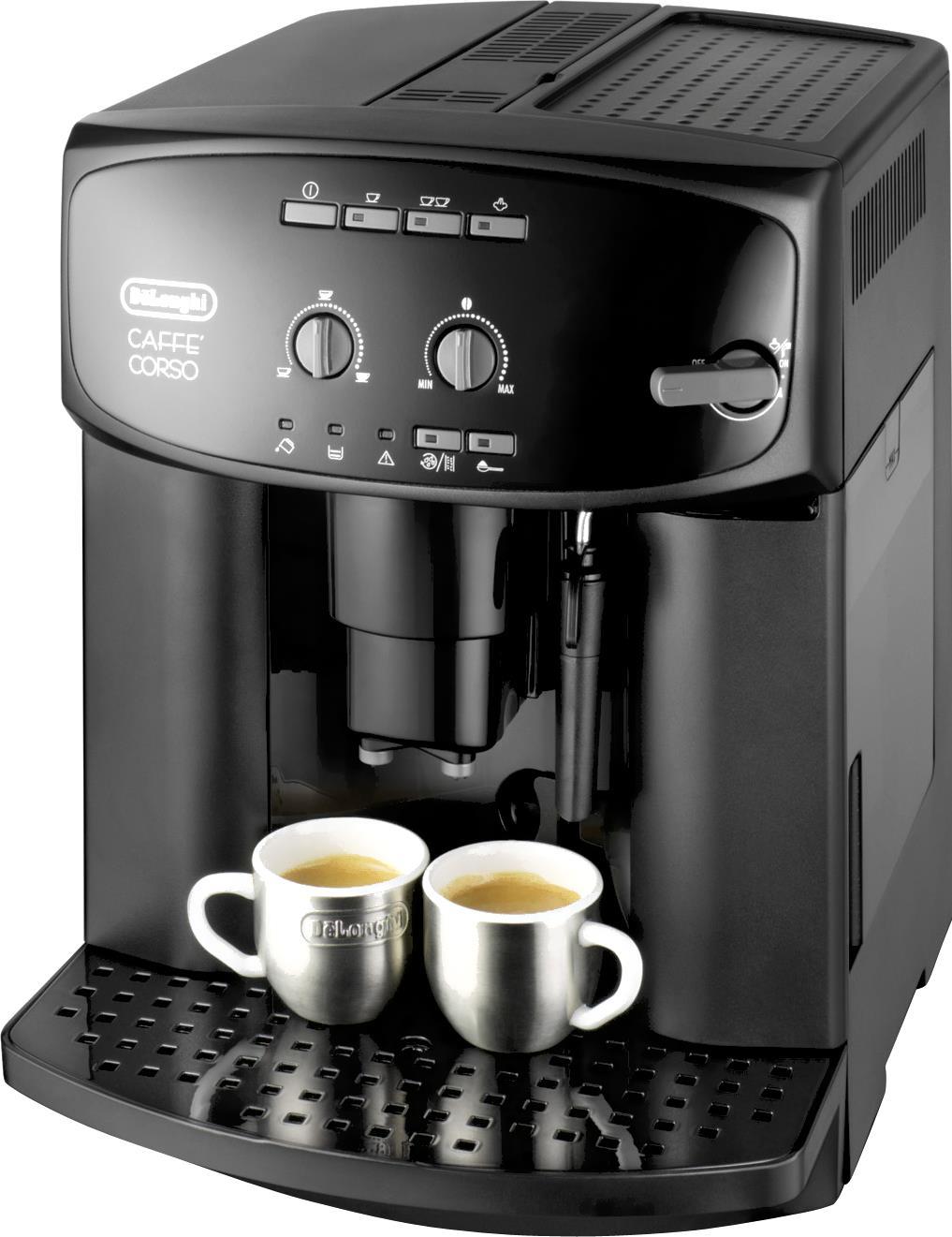 Комплект кофемашина DeLonghi ESAM 2600 EX:1 + кофе KIMBO GOURMET 1 кг