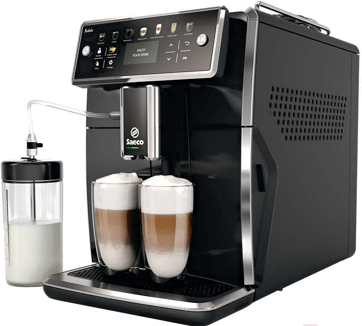 Кофеварка / кофемашина Saeco Xelsis SM7580/00
