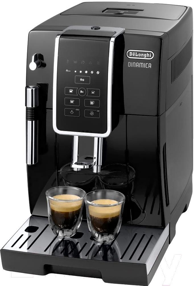 Кофеварка / кофемашина DeLonghi Dinamica ECAM 350.15.B