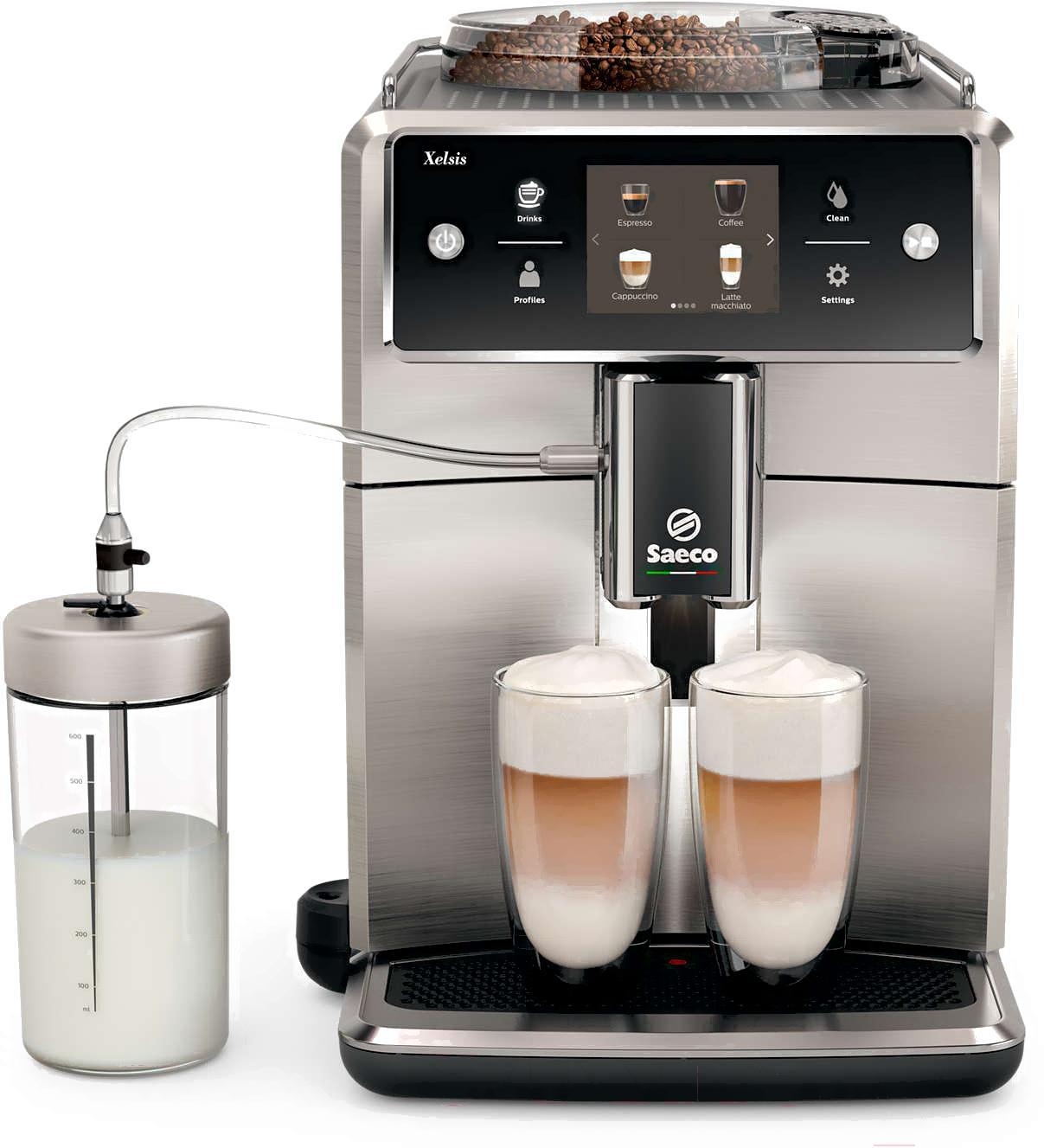 Кофеварка / кофемашина Saeco Xelsis SM7685/00