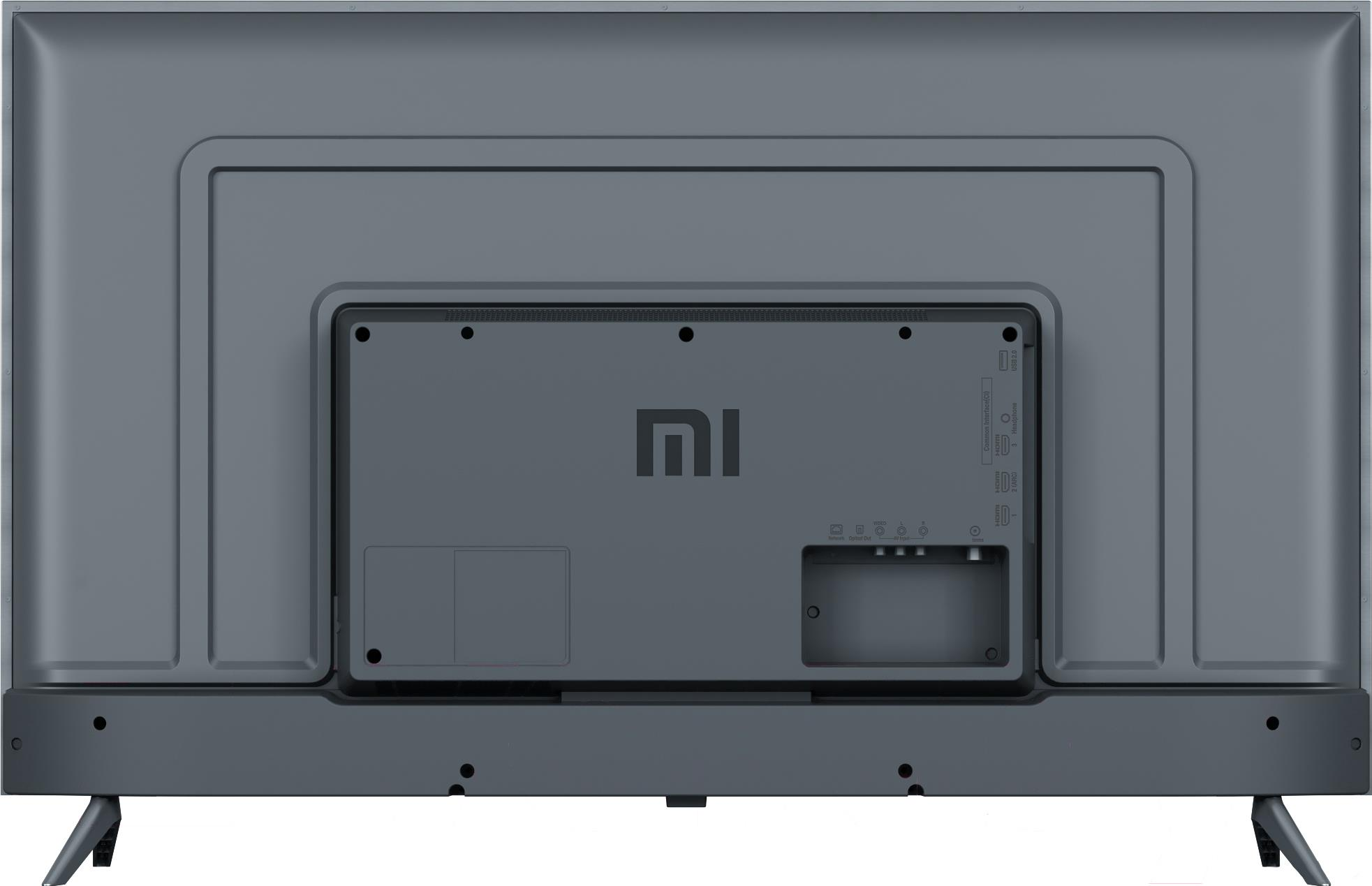 "Телевизор Xiaomi MI TV 4S 43"" (L43M5-5ARU), Black, СТБ"
