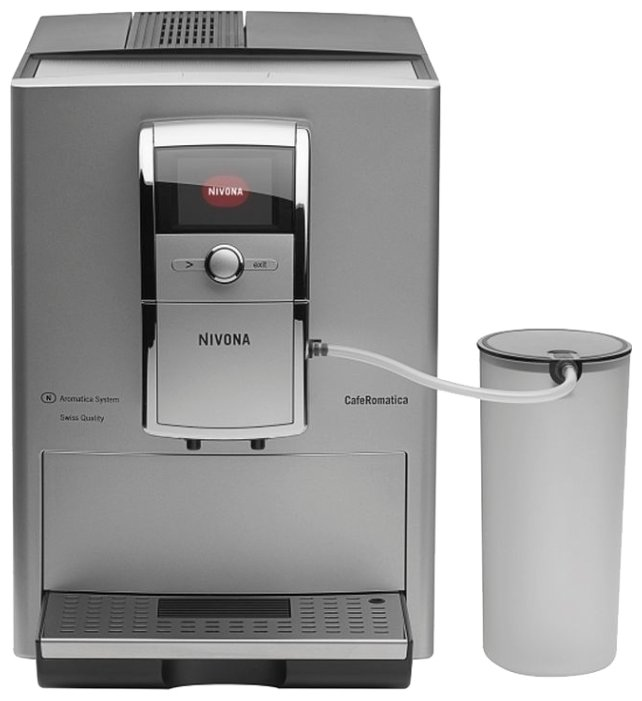 Кофеварка / кофемашина Nivona CafeRomatica 839
