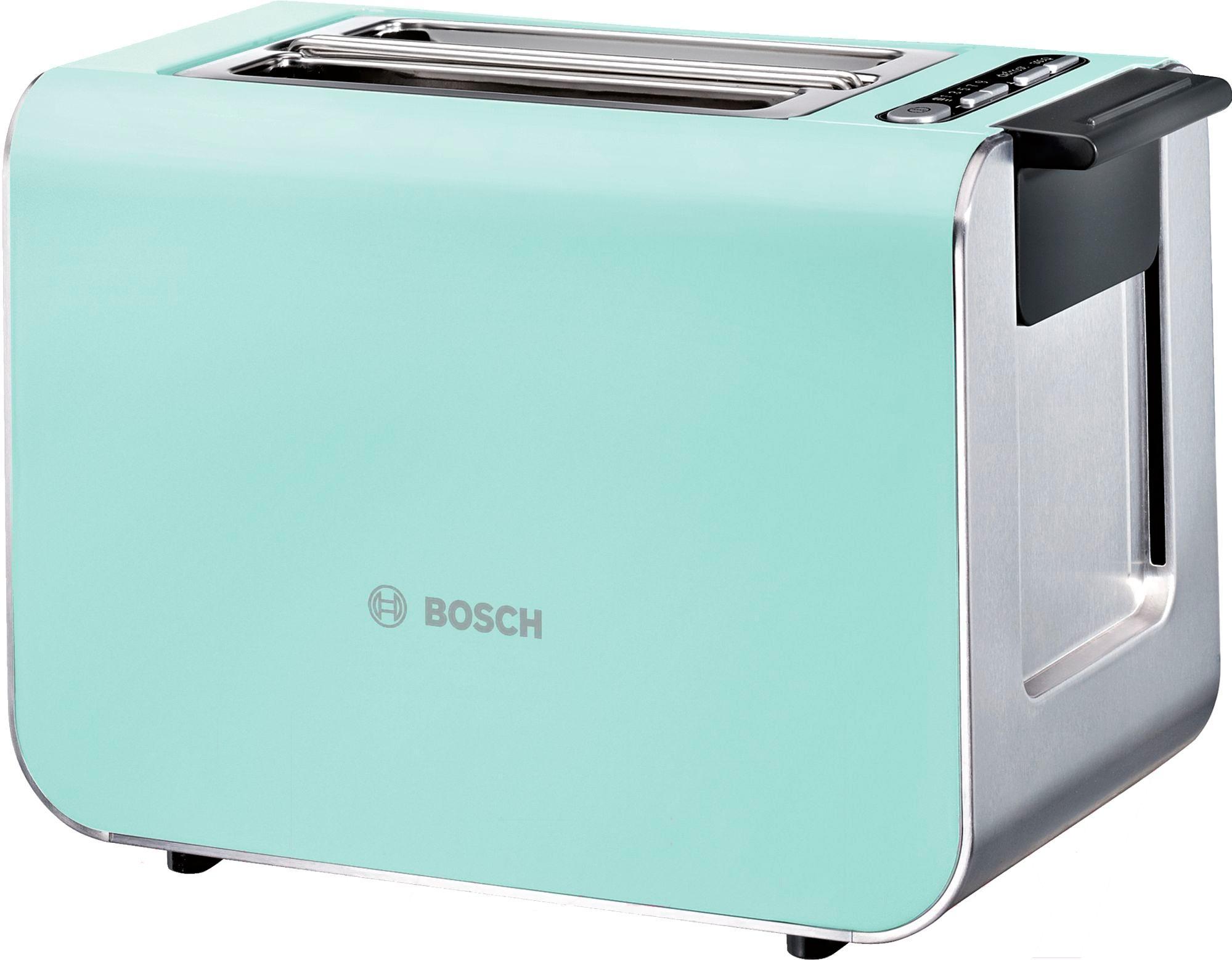 Тостер Bosch TAT8612 Styline