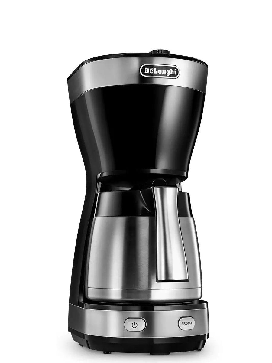 Кофеварка / кофемашина DeLonghi ICM16710