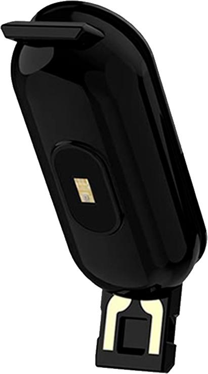 Geozon Band Heart IP68 Black G-SM04BLK
