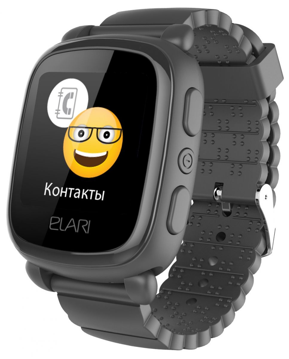 Elari KidPhone 2 Black