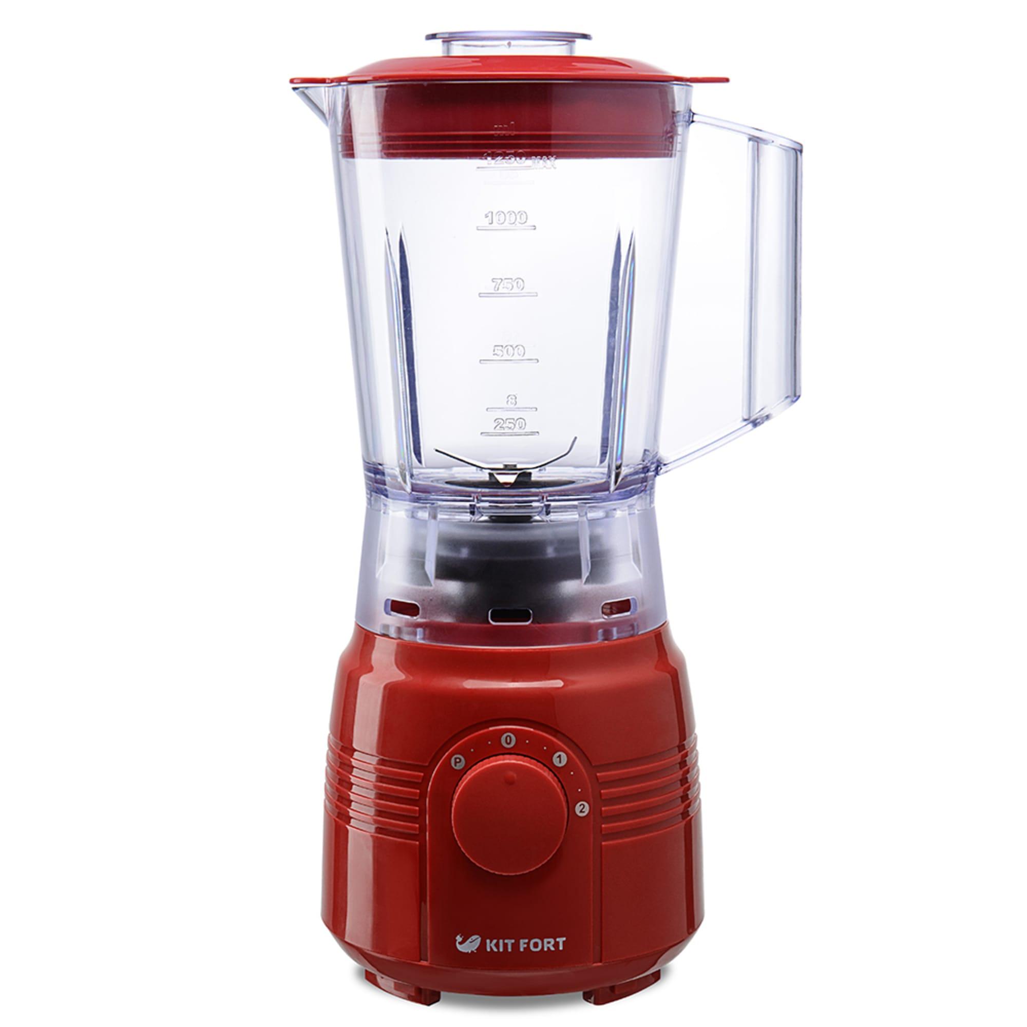 Блендер Kitfort KT-1331-2 (красный)