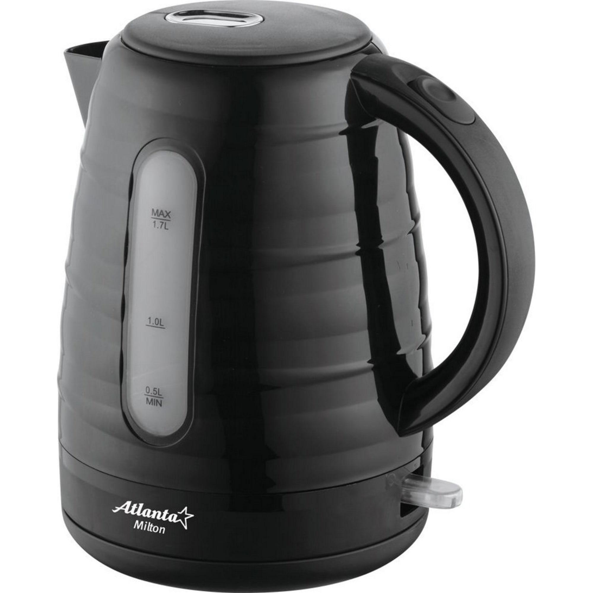 Чайник / термопот Atlanta ATH-2375 (черный)
