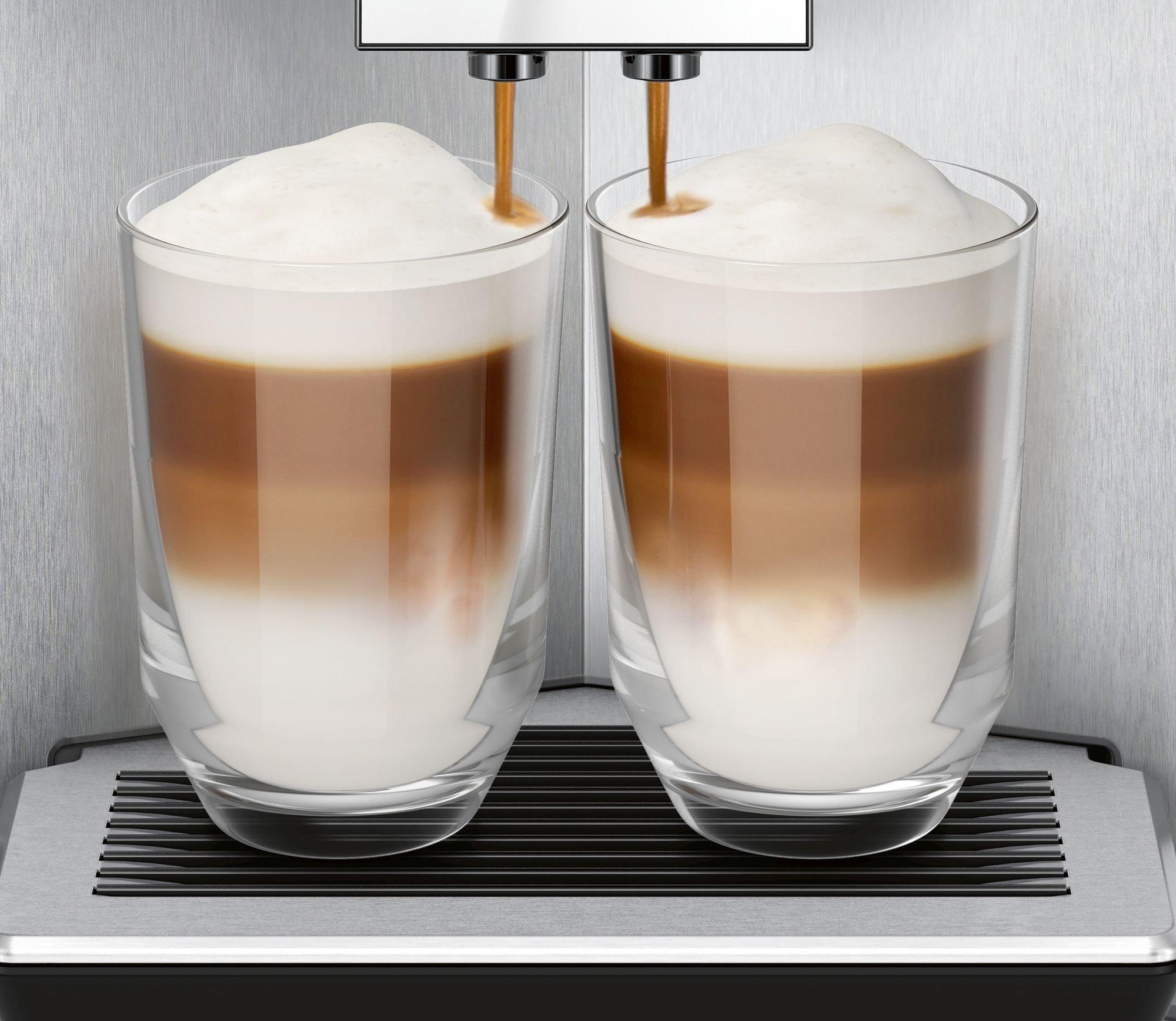 Кофеварка / кофемашина Siemens EQ.9 plus connect s700 TI9573X1RW