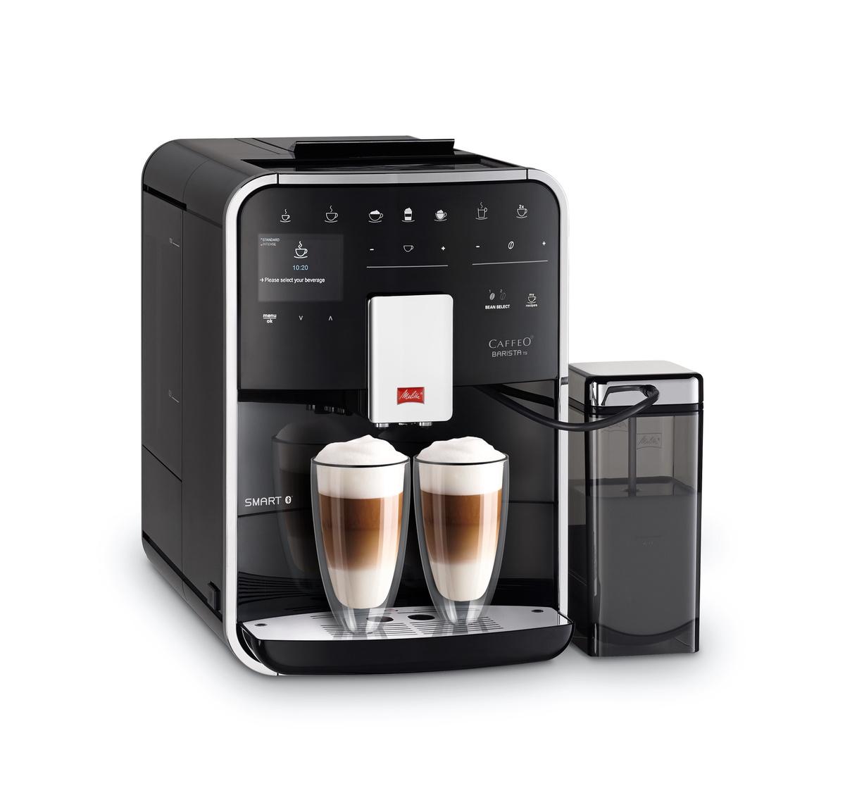 Кофеварка / кофемашина Melitta Barista TS Smart F85/0-102