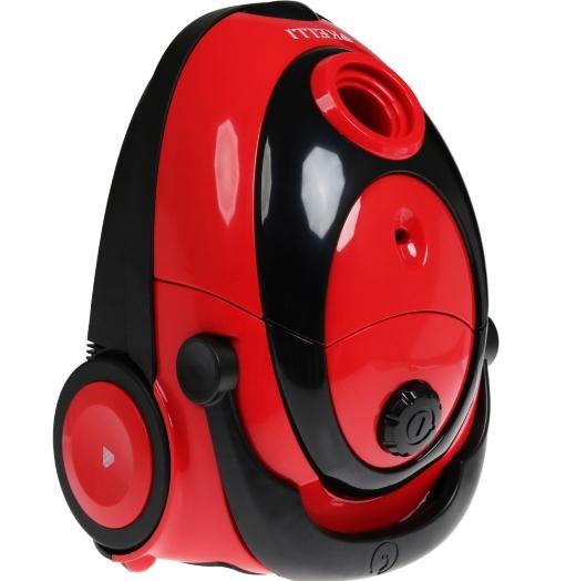 Пылесос KELLI KL-8014 (красный)