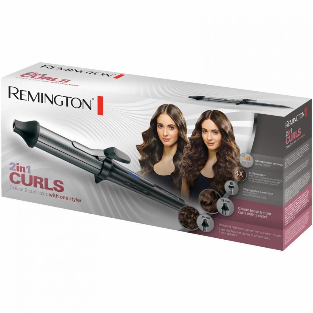 Стайлер Remington CI67E1 (с двойным диаметром)