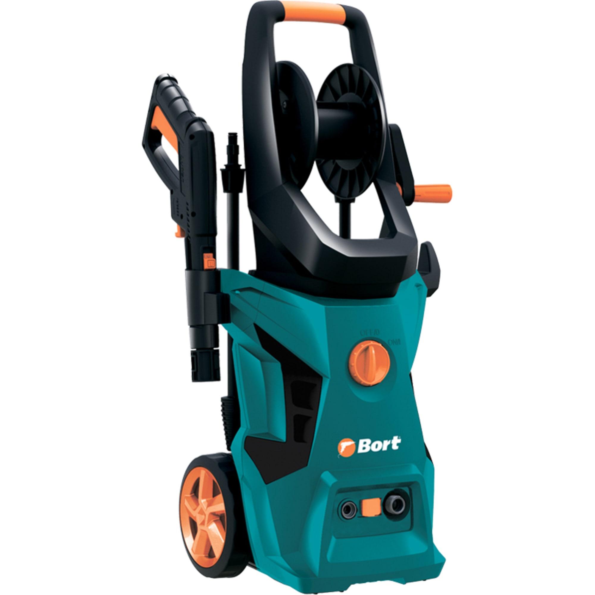 Мойка высокого давления Bort BHR-2500R-Pro (91276018)