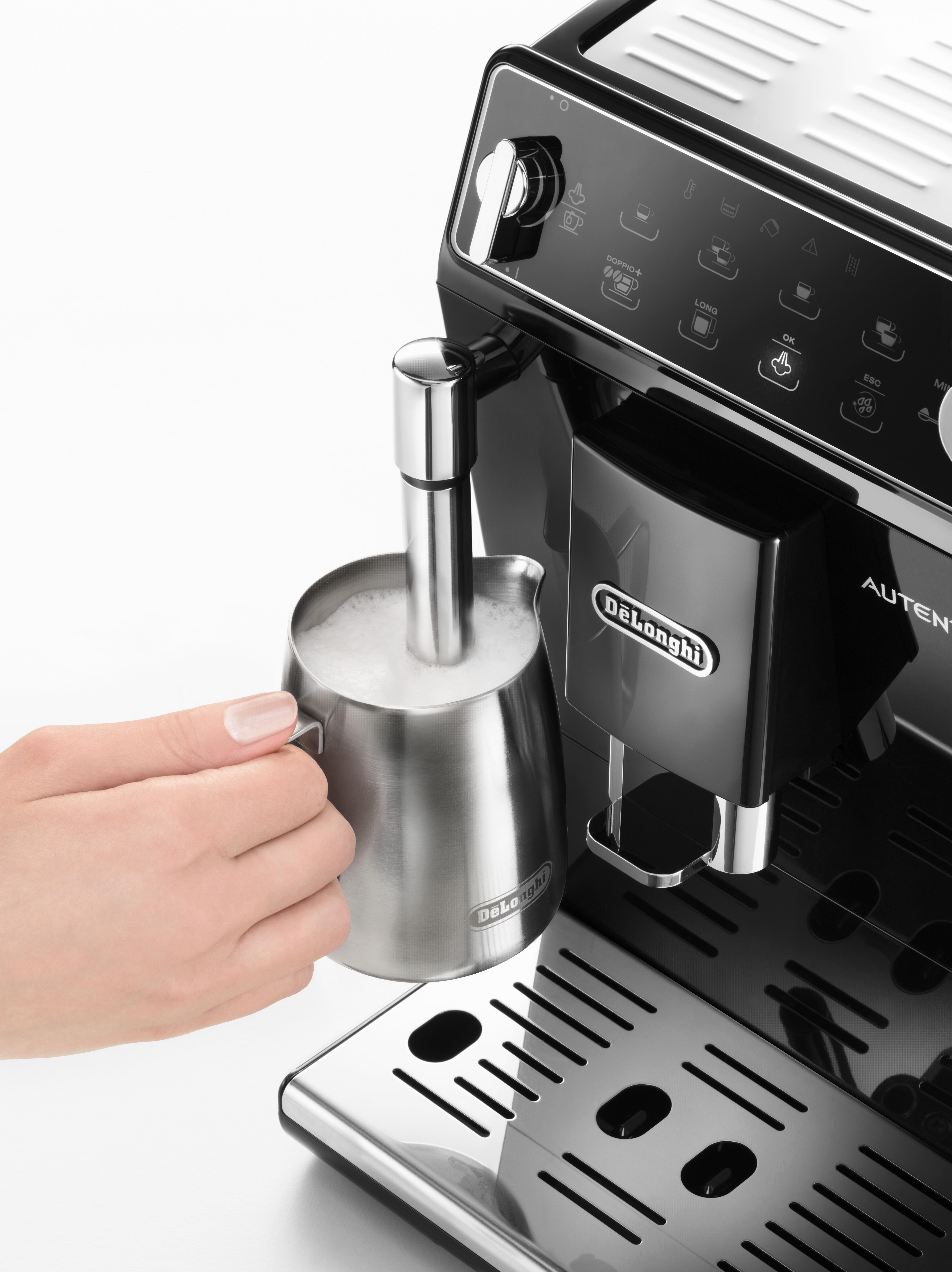 Кофеварка / кофемашина DeLonghi Autentica ETAM 29.510.B