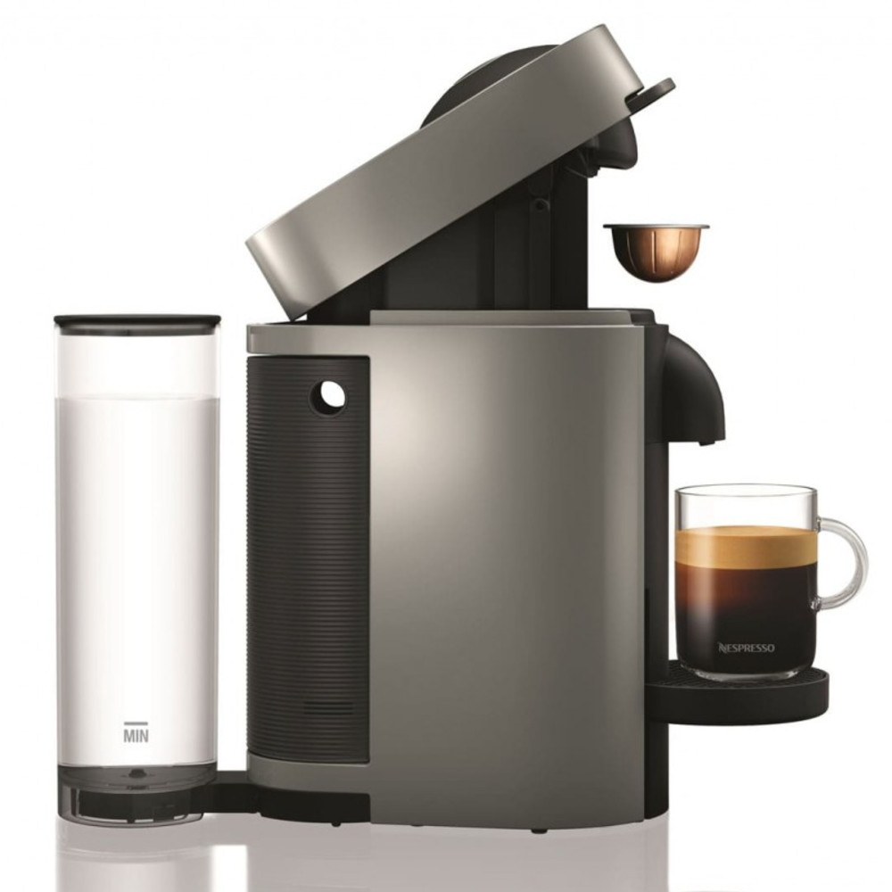 Кофеварка / кофемашина DeLonghi Nespresso ENV 155 S