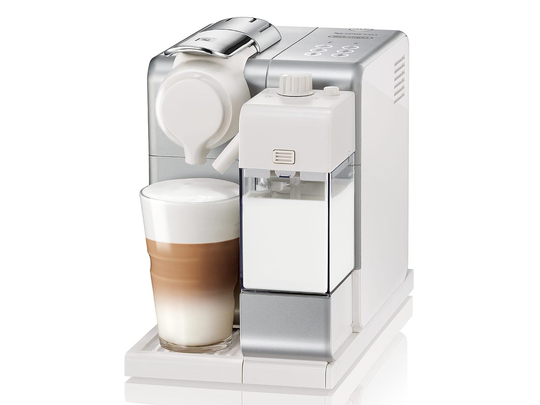 Кофеварка / кофемашина DeLonghi Lattissima Touch EN560.S