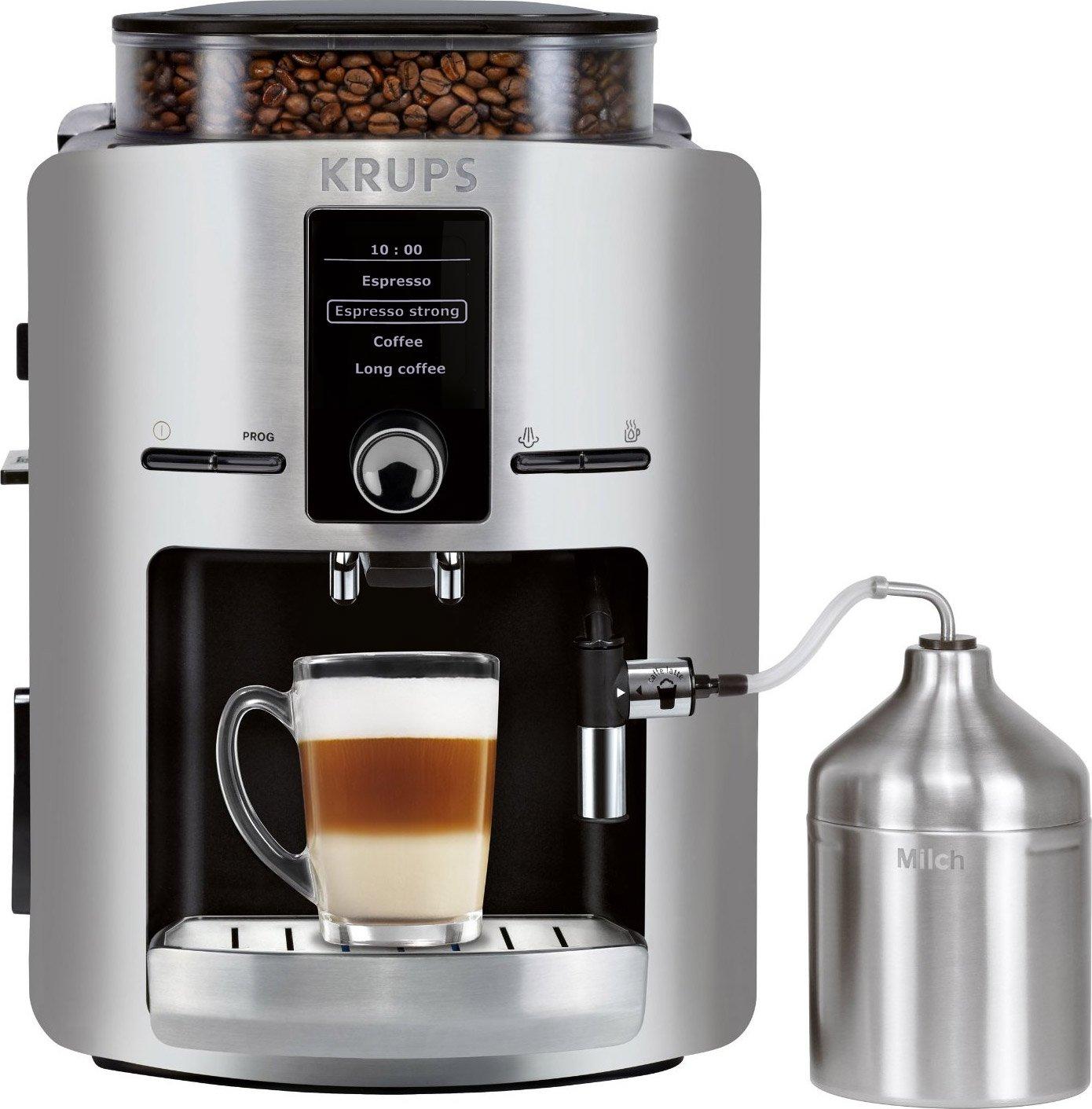Кофеварка / кофемашина Krups EA826E