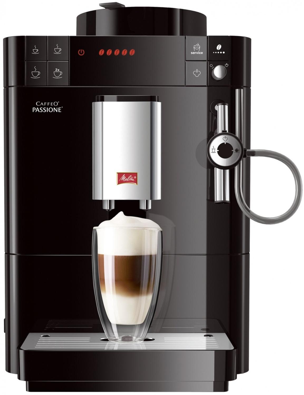 Кофеварка / кофемашина Melitta Caffeo Passione F53/0-102