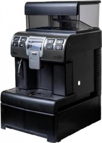 Кофеварка / кофемашина Saeco Aulika Top High Speed Cappuccino 9846/04