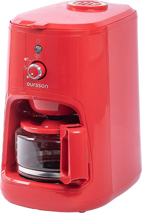 Кофеварка / кофемашина Oursson CM0400G/RD