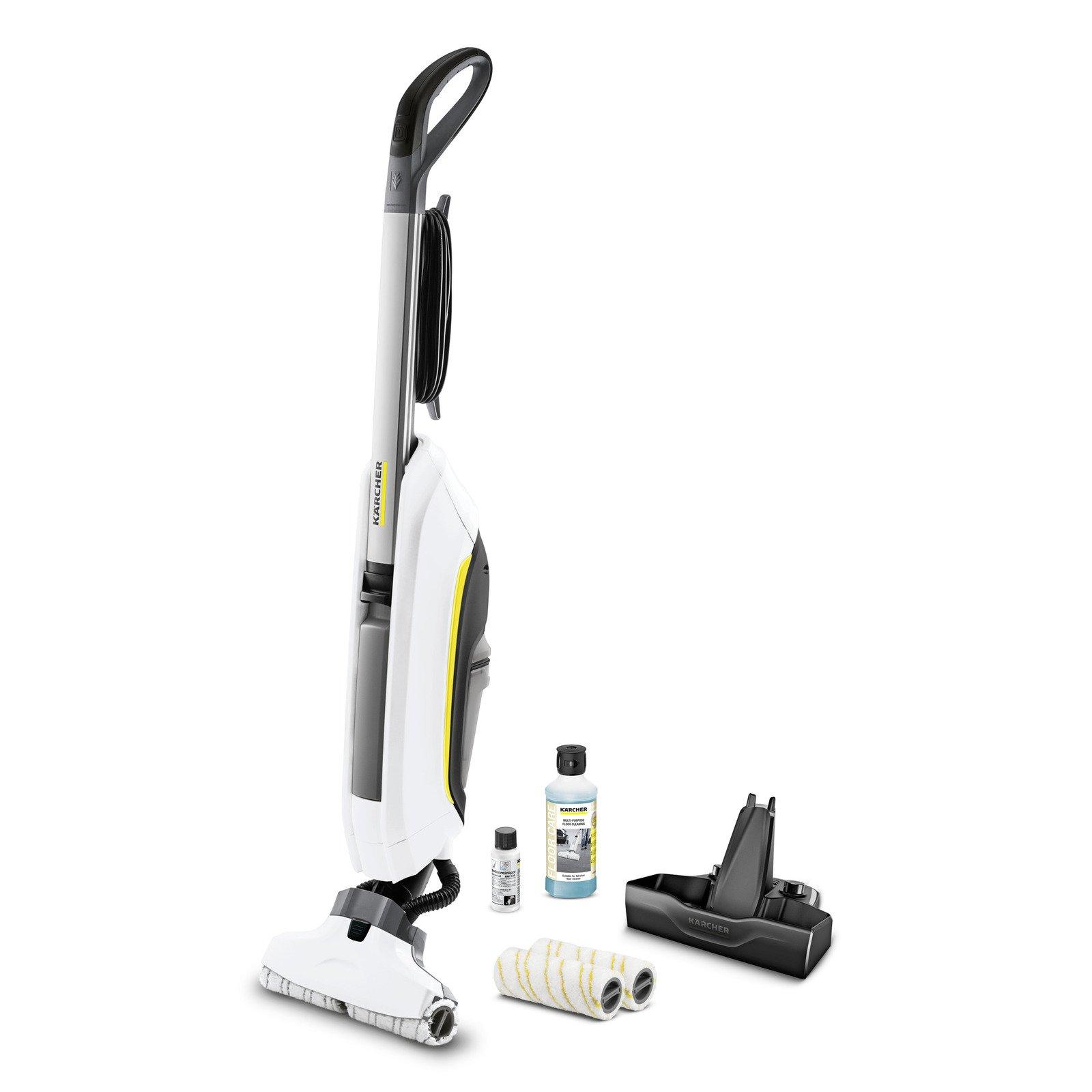 Пылесос для влажной уборки пола Karcher FC 5 Premium White (1.055-560.0)