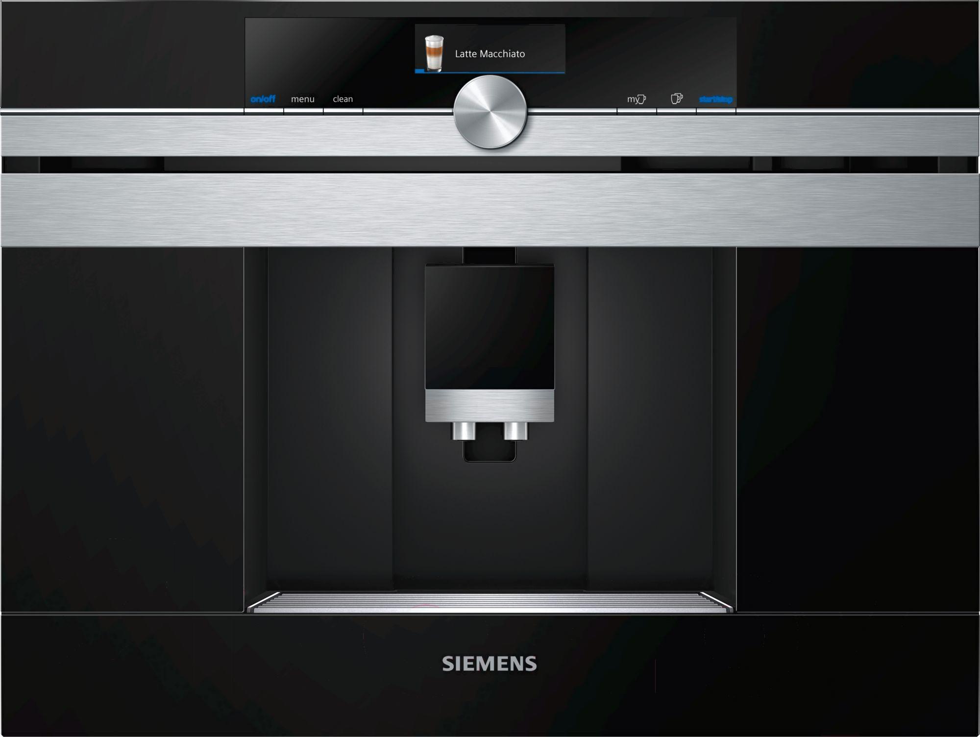 Кофеварка / кофемашина Siemens CT636LES6