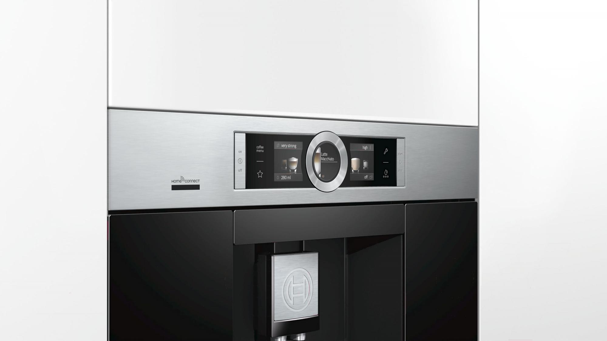 Кофеварка / кофемашина Bosch CTL636ES6