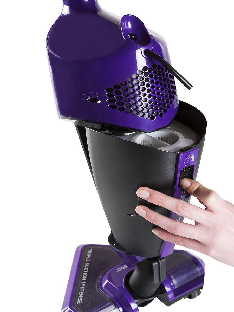 Пылесос Arnica Tria Pro (фиолетовый)