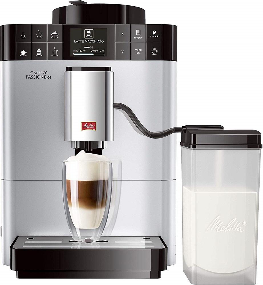 Кофеварка / кофемашина Melitta Caffeo Passione OT F53/1-101