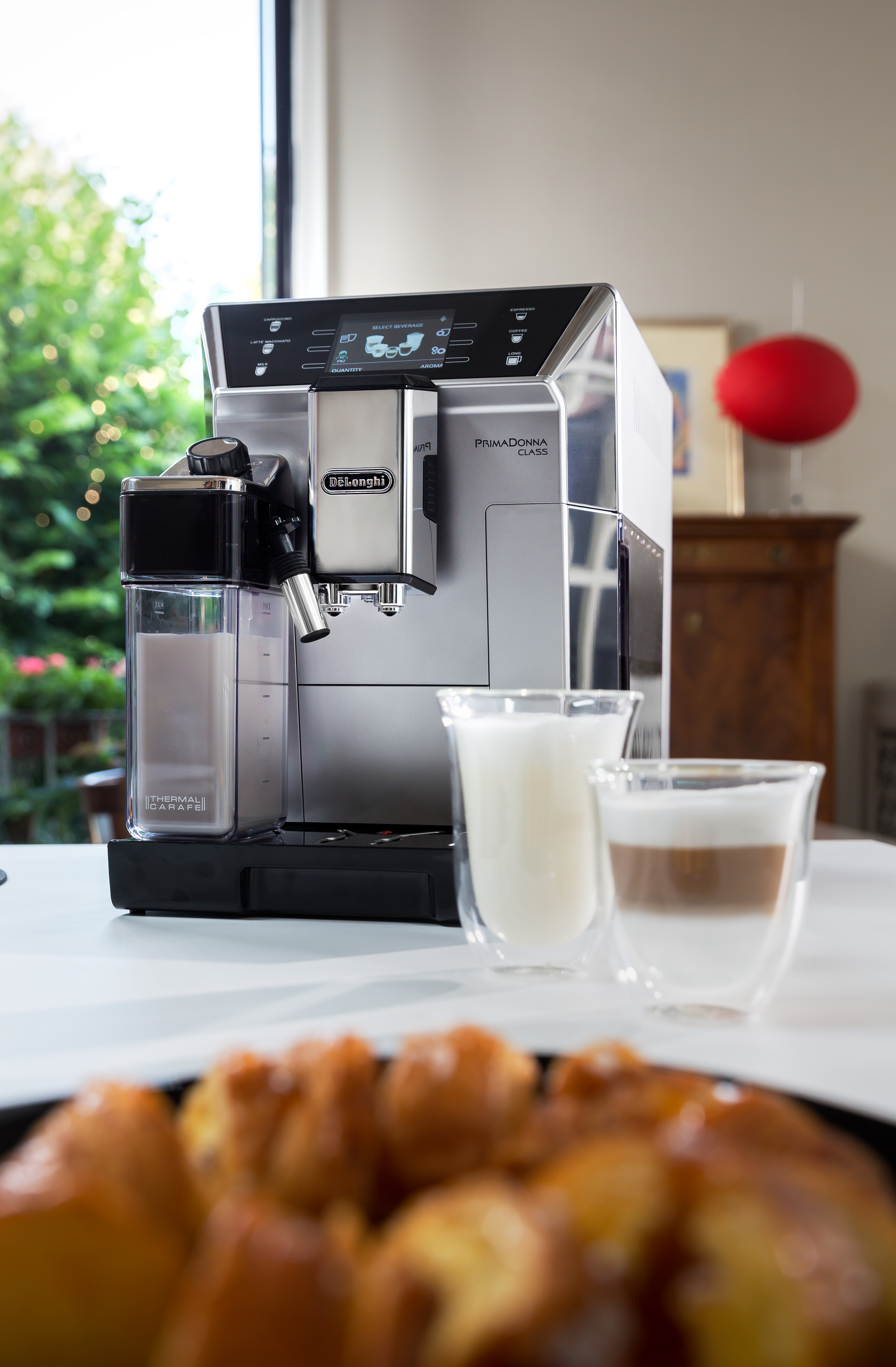 Кофеварка / кофемашина DeLonghi Primadonna Class ECAM 550.75.MS