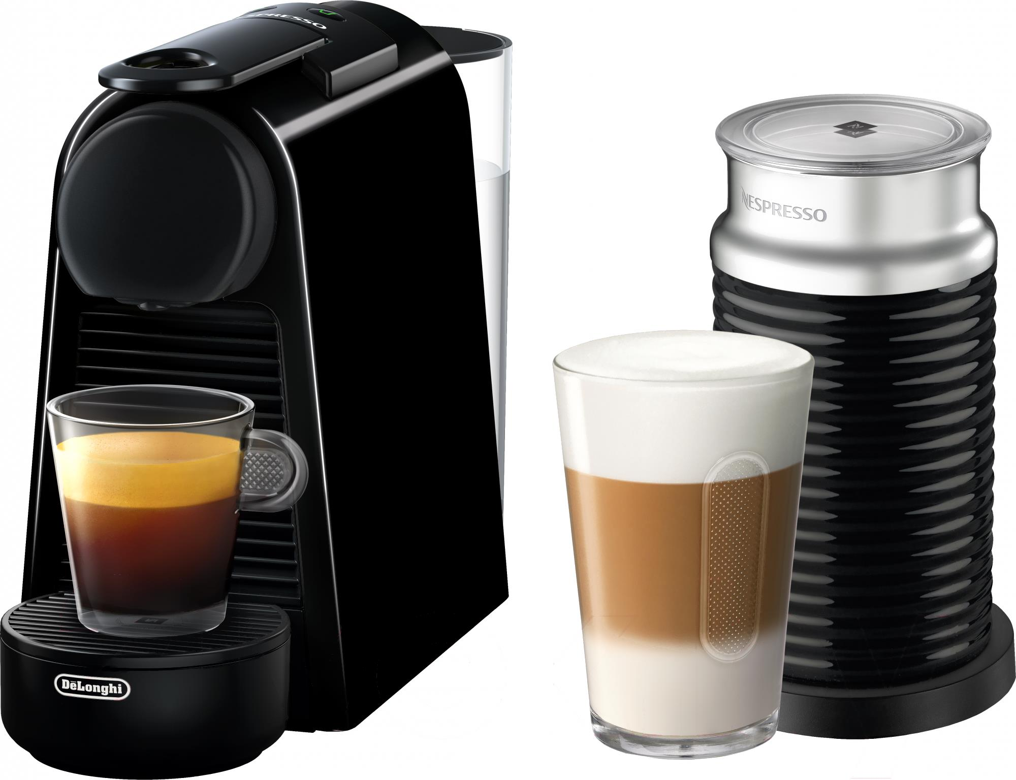 Кофеварка / кофемашина DeLonghi Essenza Mini EN85.BAE