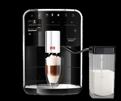 Кофеварка / кофемашина Melitta Caffeo Barista TS F75/0-202