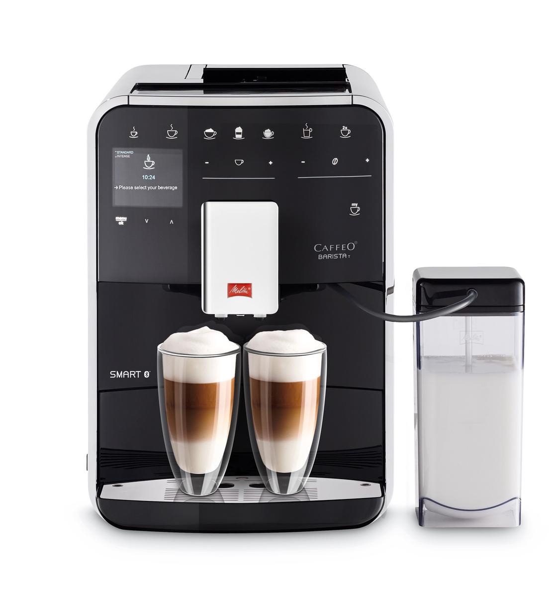 Кофеварка / кофемашина Melitta Barista T Smart F83/0-102