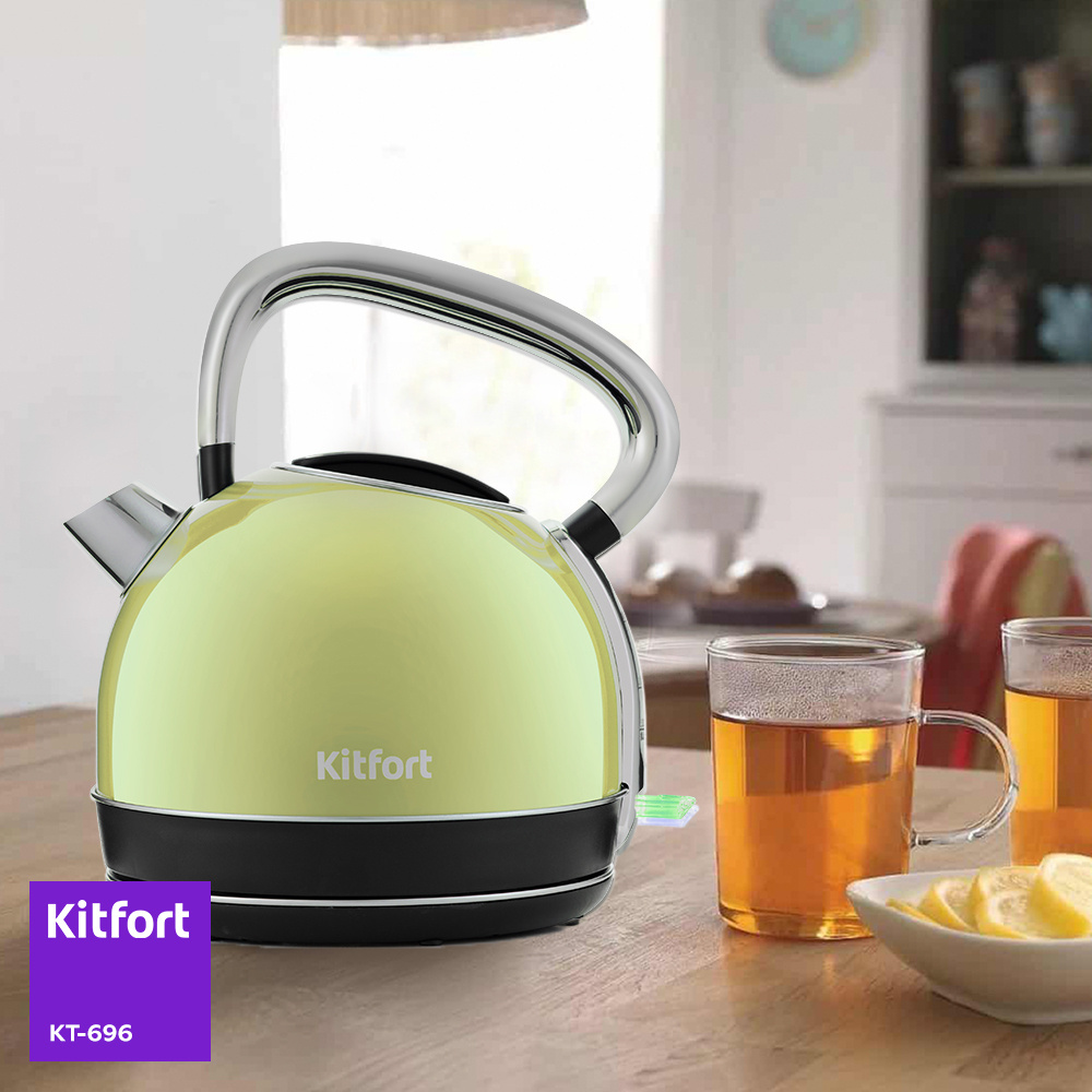 Чайник / термопот Kitfort KT-696-1