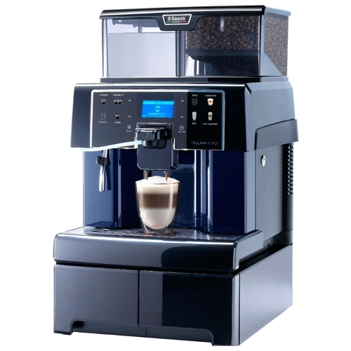 Кофеварка / кофемашина Saeco Aulika Evo Top High Speed Cappuccino