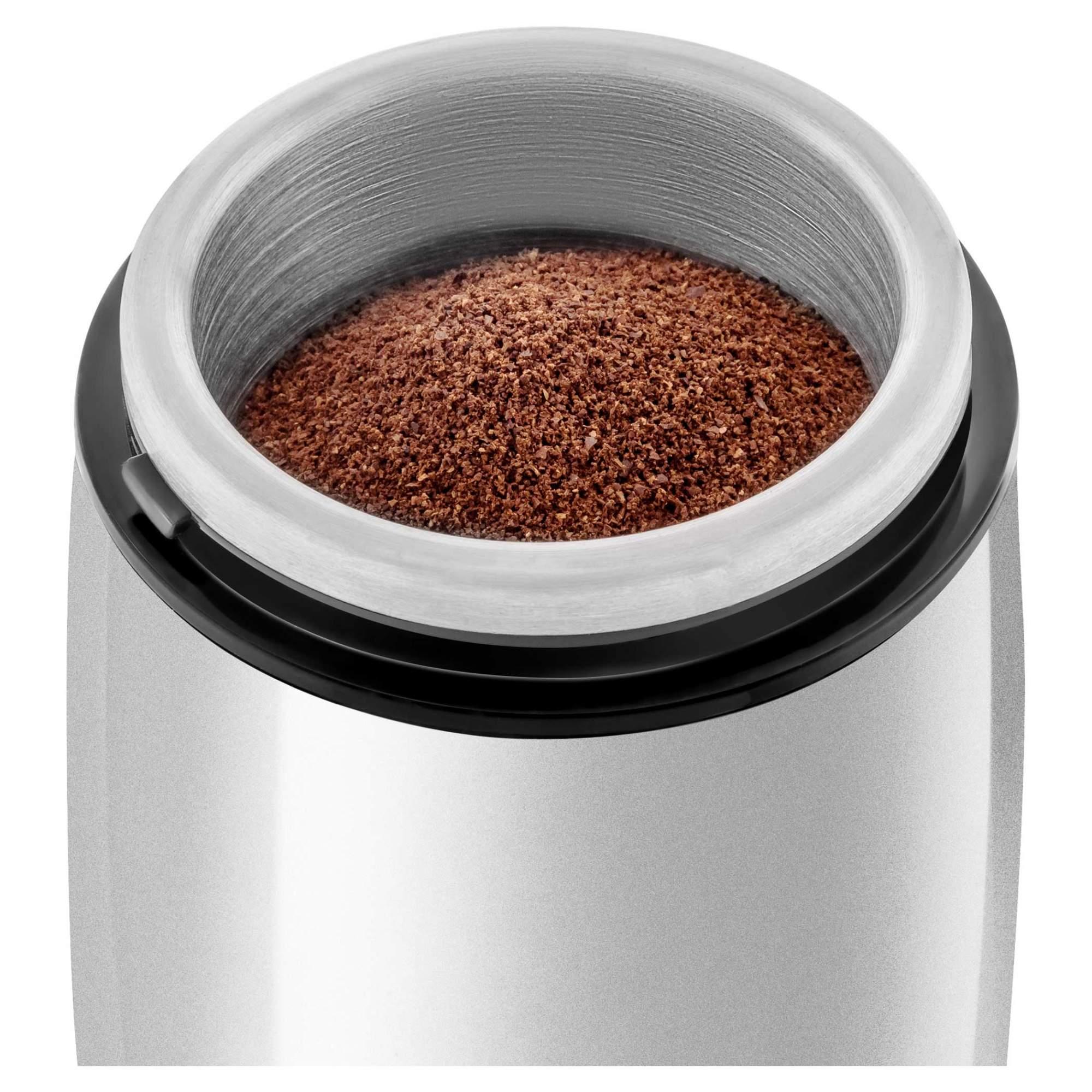 Кофемолка Sencor SCG 2052WH