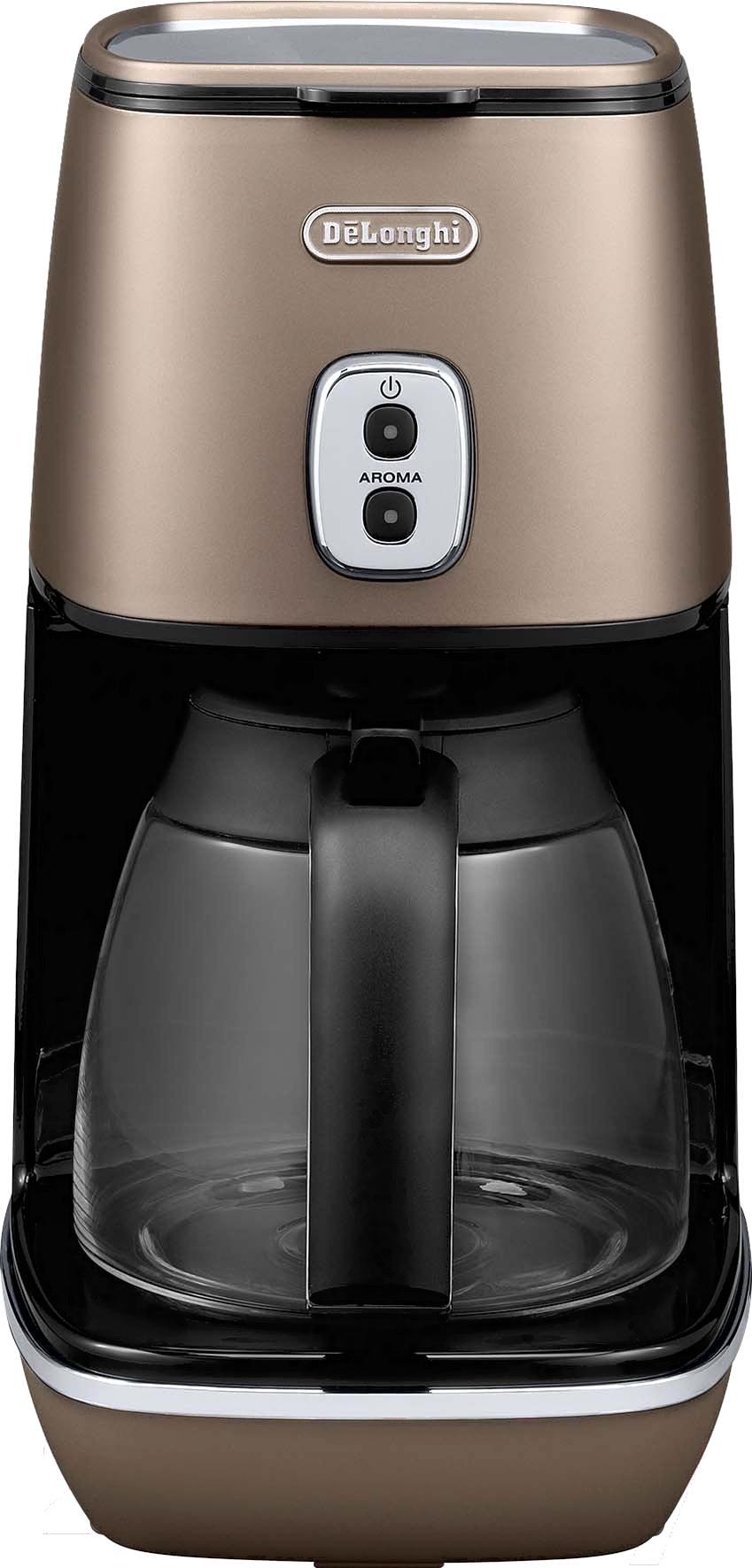 Кофеварка / кофемашина DeLonghi Distinta ICMI 211.BZ