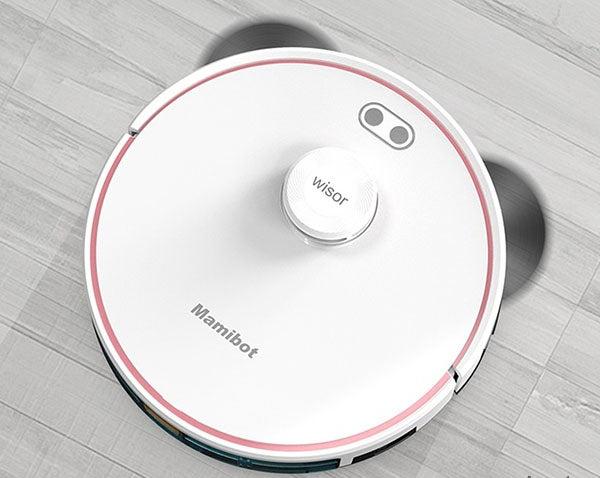Робот-пылесос Mamibot Wisor EXVAC880 (белый)